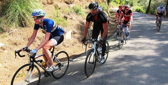 Guided cyclingtours in Mallorca